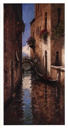 Hoovier Art Print Venetian Dreams I