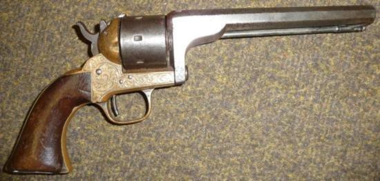 ET0503120083 A 19th Century American Seven Shot Rimfire