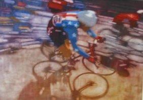 Fuchs,Bernie : Cycling