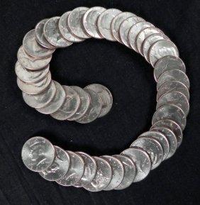 39 Kennedy Halves 1971-2001 Half Dollar Set