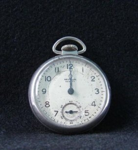 MWF1527M WESTCLOX SCOTTY POCKET WATCH
