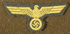 NAZI WATER POLICE UNIFORM TUNIC ORIG