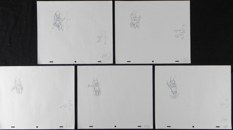 5 Hello Original Friend Animation Cheerios Drawings Art