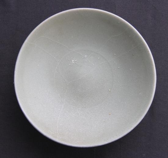 MWF2490 A Song Longquan Celadon Lotus Bowl - PERIOD : S