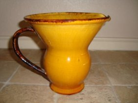 French Alsatian pitcher Eastern France