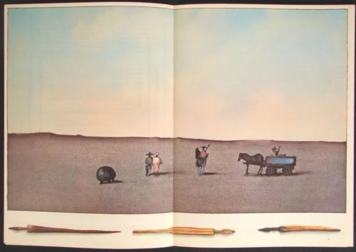 Derriere Le Miroir 1973 STEINBERG DLM 205 Art Prints - 5