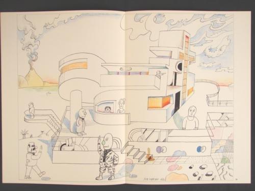 Derriere Le Miroir 1973 STEINBERG DLM 205 Art Prints - 7