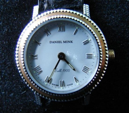mwf17014A Daniel Mink Watch