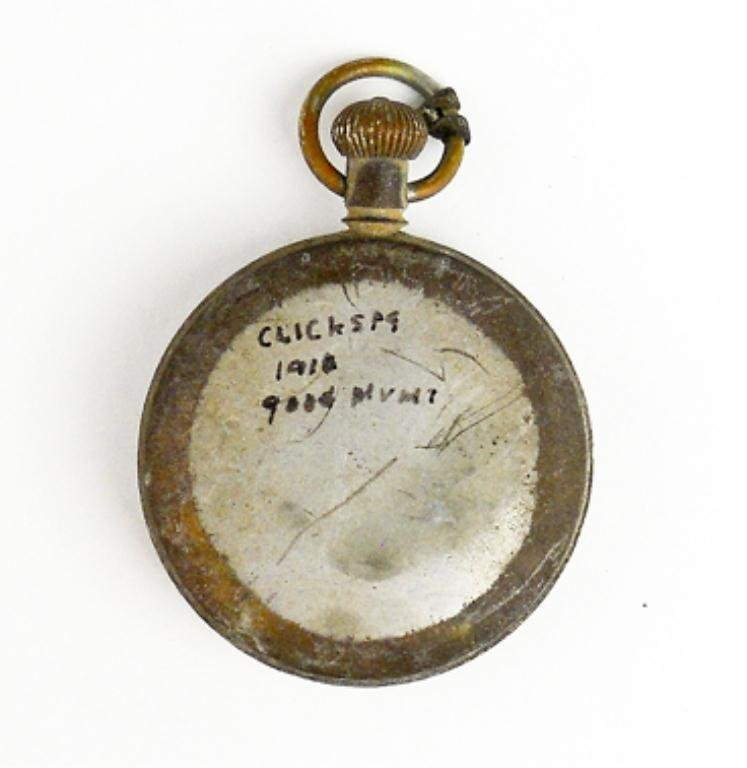 Men's Early 1900's Antique Pocket Watch