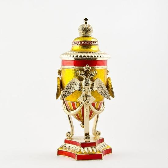 Faberge Inspired Imperial Dynasty Egg