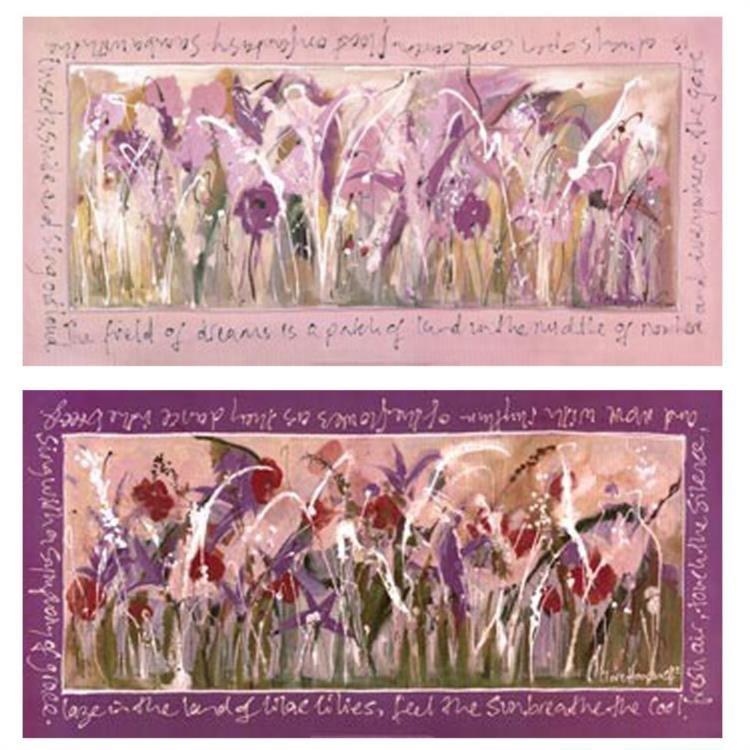 Clare Hooper Symphony of Grace Field of Dreams Prints