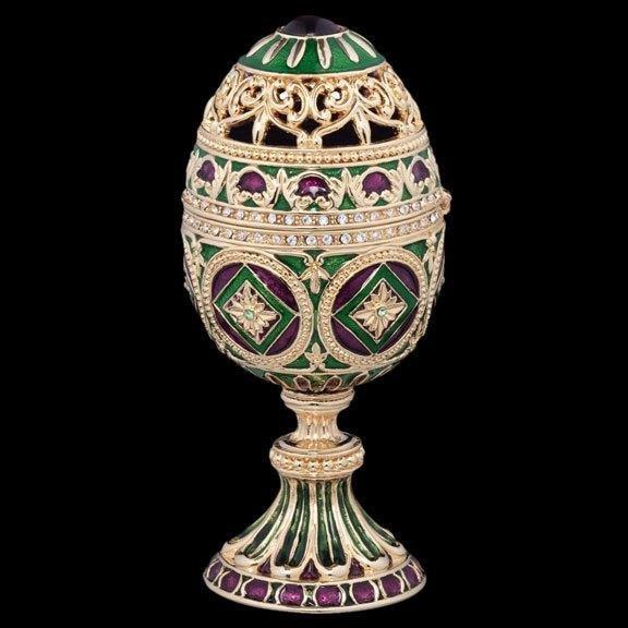 Faberge Inspired Minishka Egg