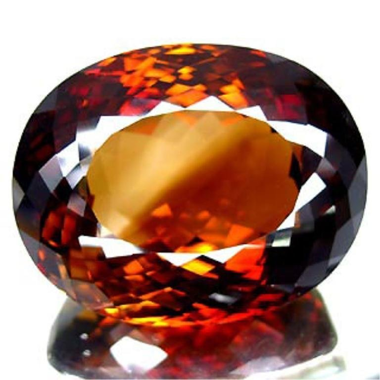 Investment 196.78ct .NATURAL IMPERIAL TOPAZ