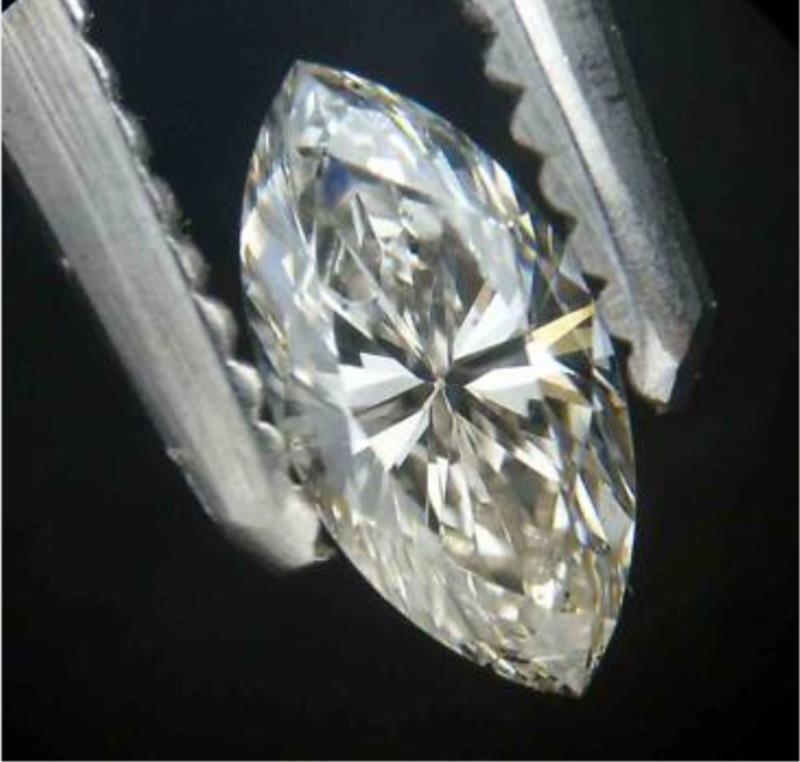 Bianco 4 Ct. Marquise cut Diamond