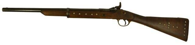 A Victorian Enfield Snider Carbine