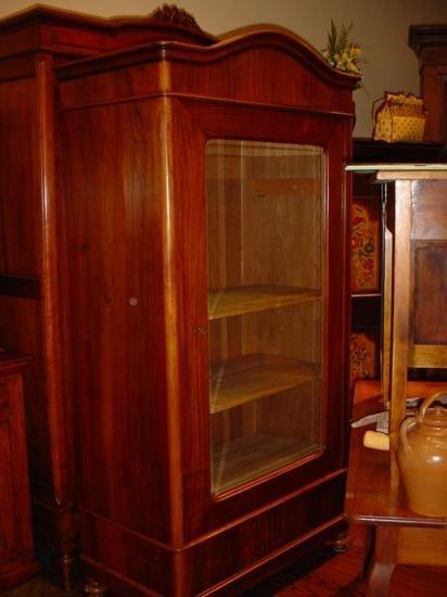 French Antique bookcase second Empire c.1860