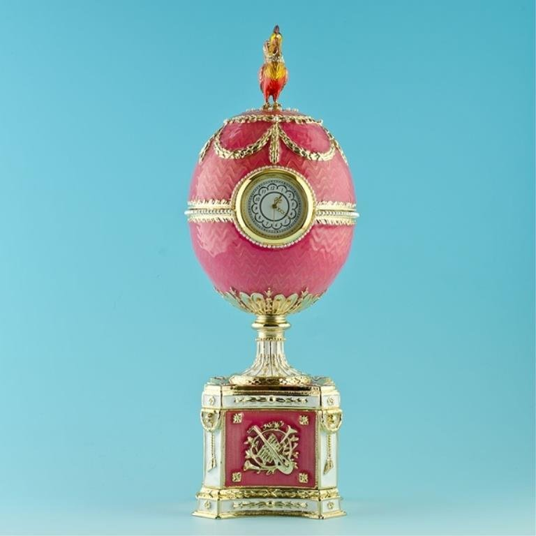 The Rothschild Egg Faberge