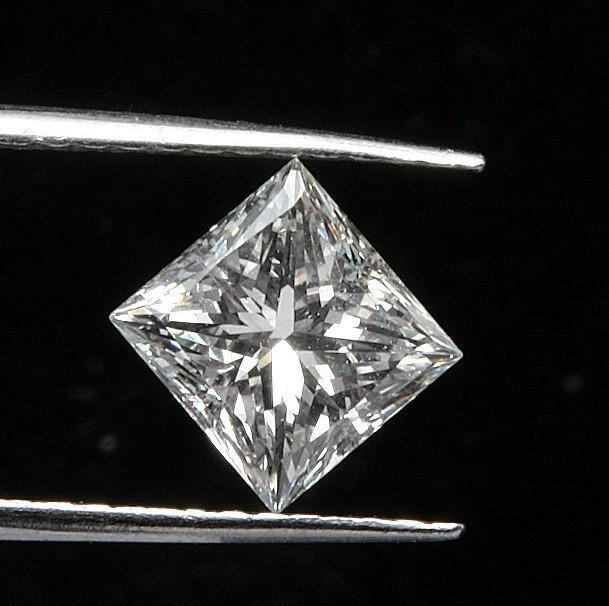 Bianco 2 Carat Princess Cut Diamond