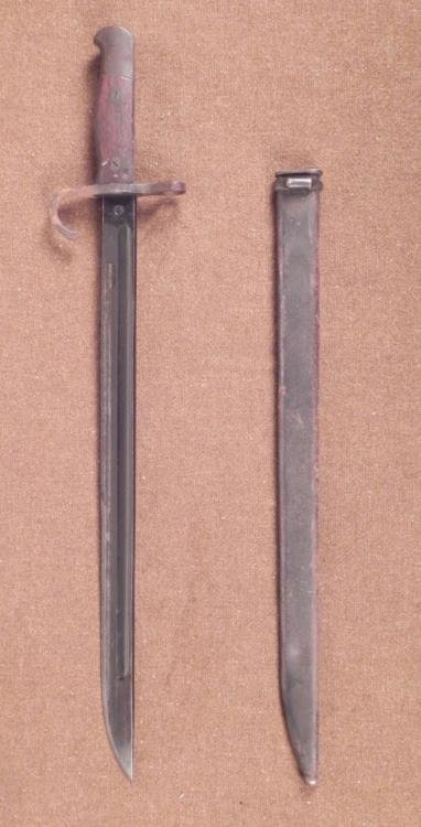 JAPANESE WWII TYPE 30 ARISAKA BAYONET-NAGOYA ARSENAL