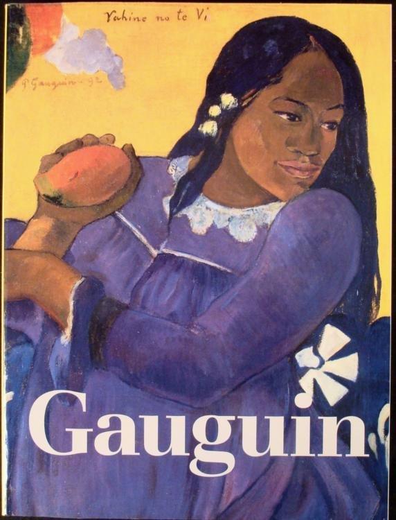The Art of Paul Gauguin Art Book Exhibit Ed