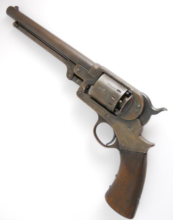 1863 Starr, USA .44 percussion six-shot revolver