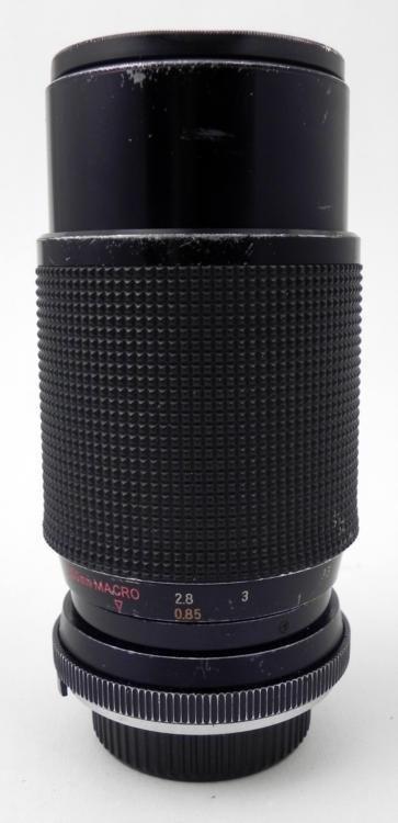 Gemini Macro MC Zoom 1:4.5 80-200mm for Olympus