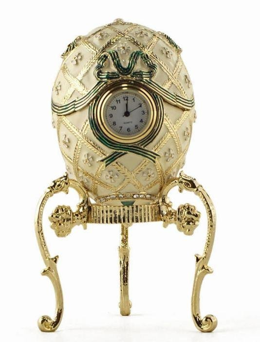 Order of St. George Faberge Inspired Egg