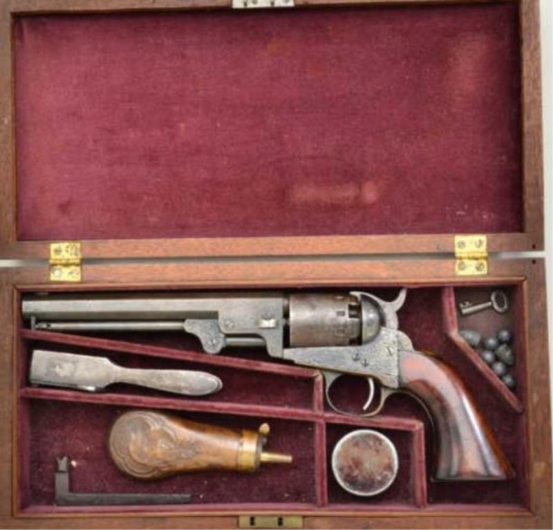Manhattan 36 cal Navy revolver