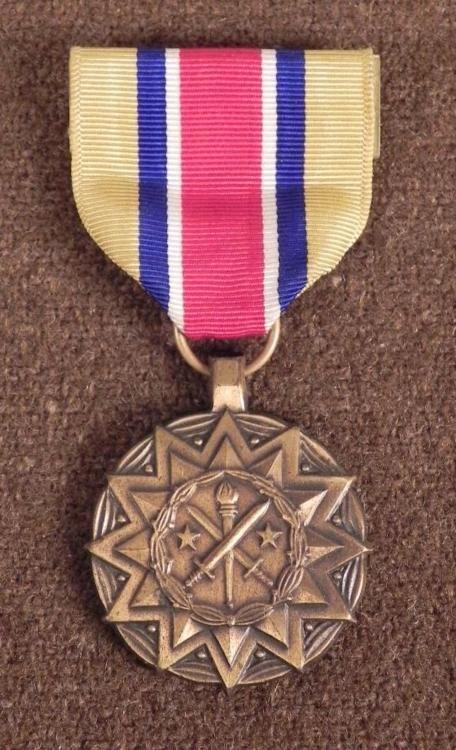 U.S. ARMY RESERVE ACHIEVEMENT AWARD MEDAL W/RIBBON