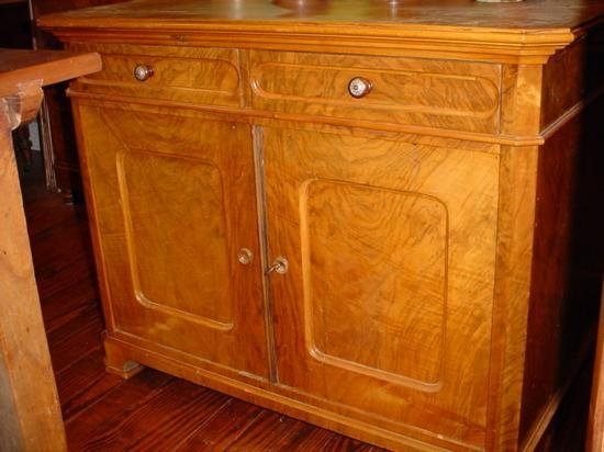 French Louis Philippe Sideboard Circa 1850