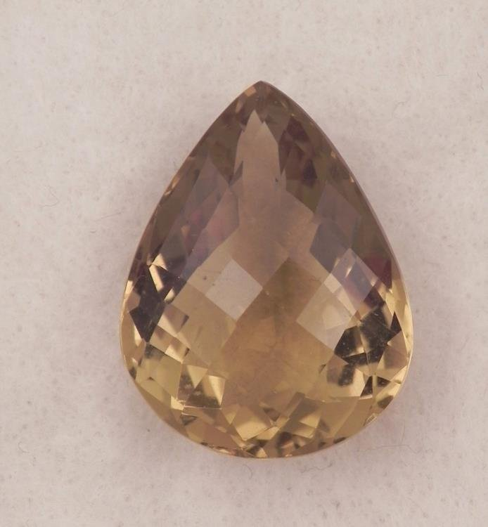 GORGEOUS 45.00 CT NATURAL UNHEATED BRAZILIAN CITRINE