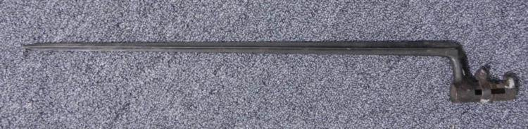 SWISS M1874 SOCKET BAYONET FOR PEABODY RIFLE