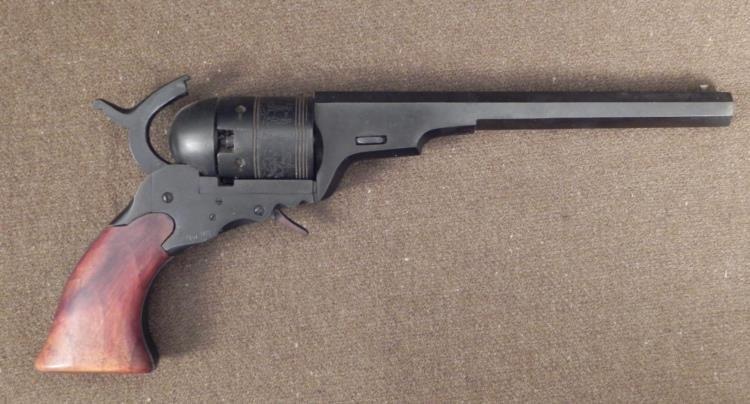 Colt 1836 Paterson Reproduction Revolver Gun - 2
