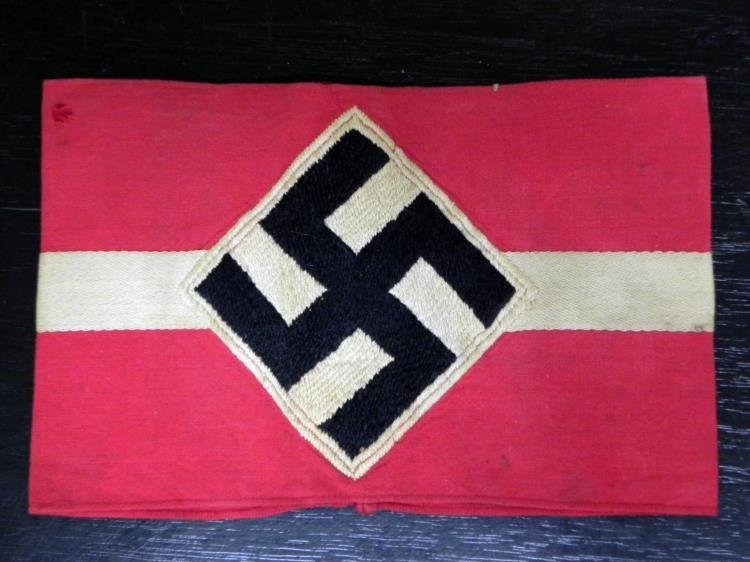 ORIGINAL HITLER YOUTH ARMBAND