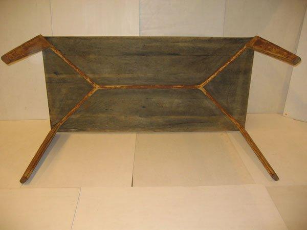 14M: JEAN PROUVE table modèle Flavigny