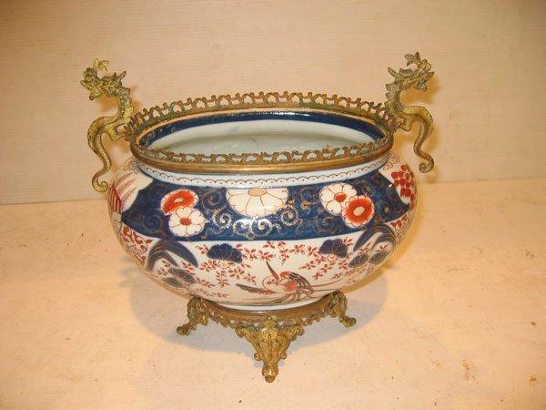 59D: Coupe en porcelaine Imari