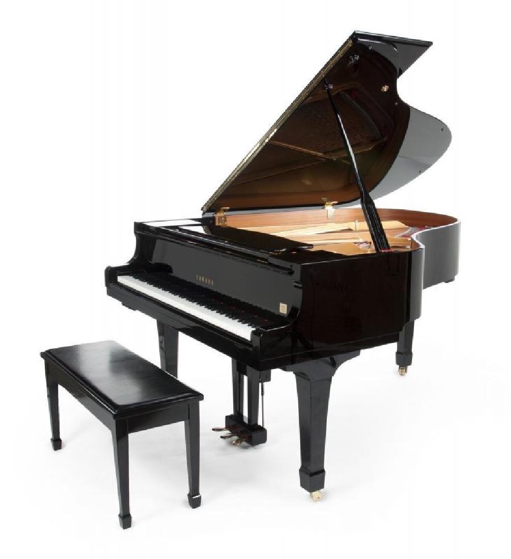 LANCE BASS YAMAHA GRAND PIANO