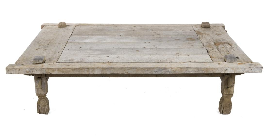 VINTAGE ASIAN COFFEE TABLE