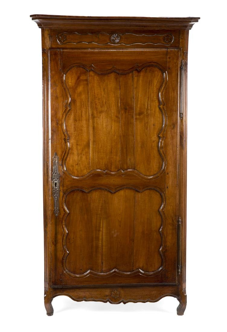 CARVED ARMOIRE