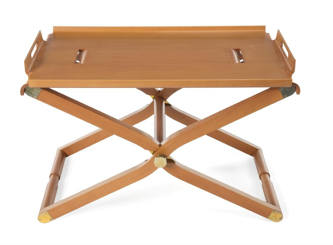 HERMES PIPPA LOW FOLDING TRAY TABLE