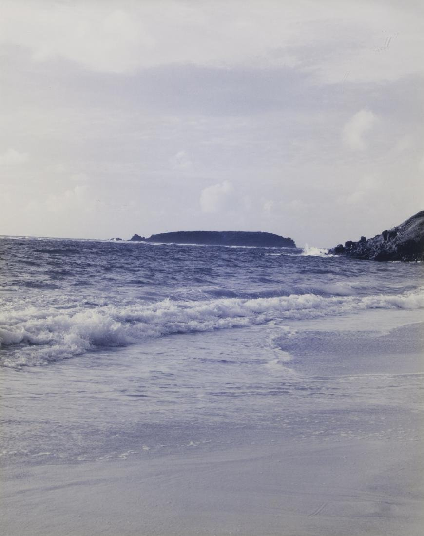 TWO ISLAND PHOTOGRAPHS - 2