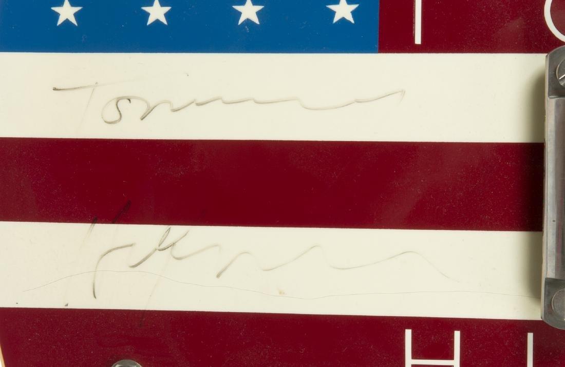 TOMMY HILFIGER SIGNED GIBSON ES-335 - 2