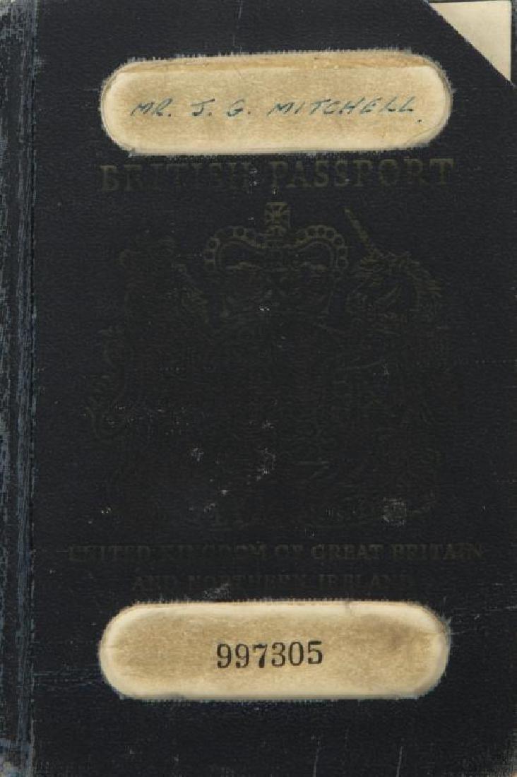 MITCH MITCHELL HENDRIX ERA PASSPORT - 4