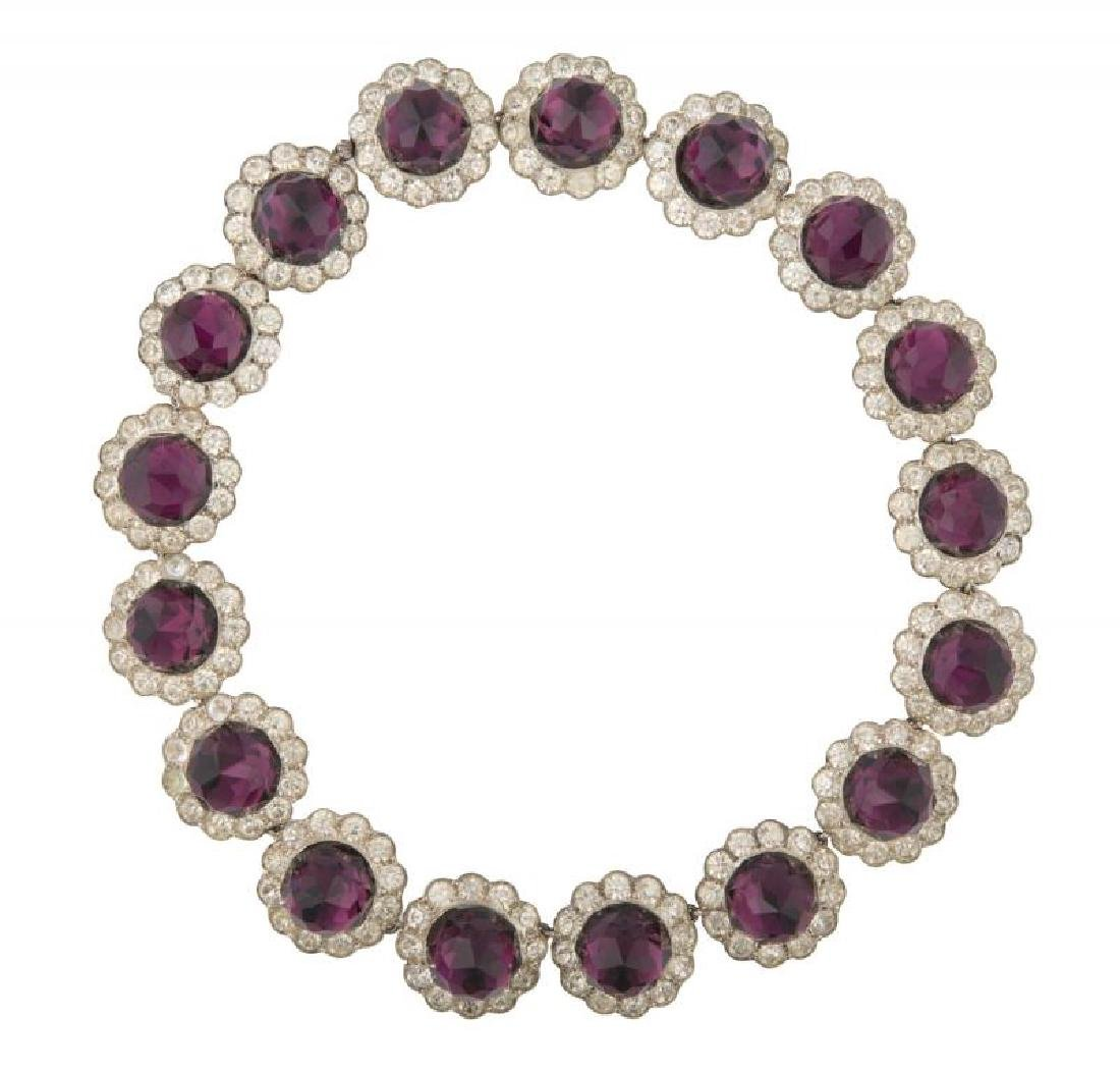 ANDREA KING WORN NECKLACE