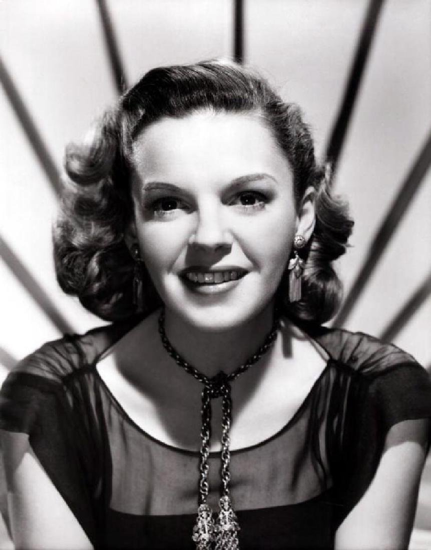 JUDY GARLAND AND BETTY HUTTON WORN EARRINGS AND RECORD - 4
