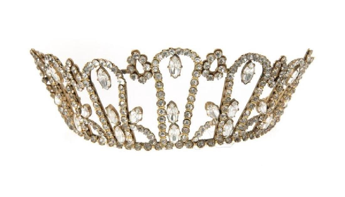 BETTE DAVIS AND OTHERS WORN TIARA