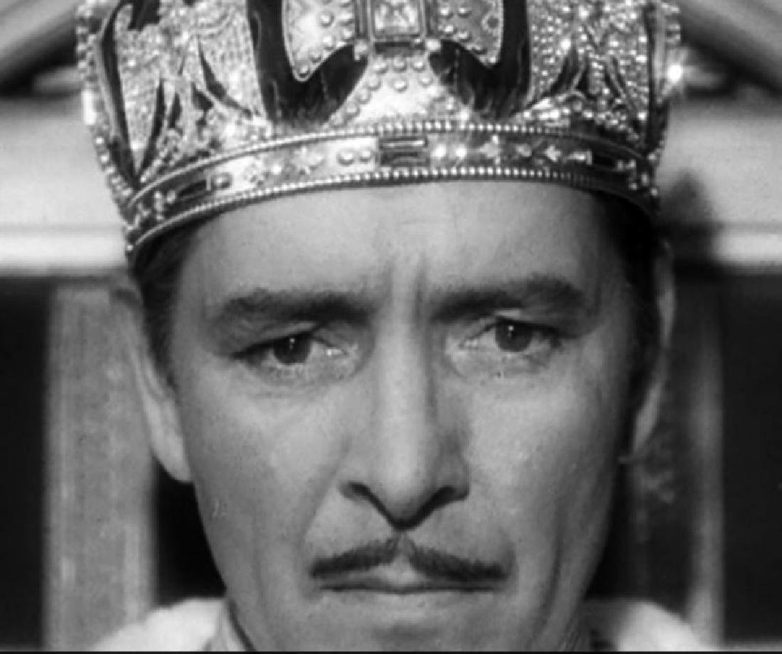 RONALD COLMAN PRISONER OF ZENDA WORN CROWN - 3