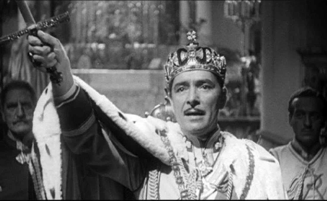 RONALD COLMAN PRISONER OF ZENDA WORN CROWN - 4