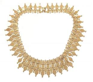 JOAN CRAWFORD AND ELEANOR PARKER WORN NECKLACE AND