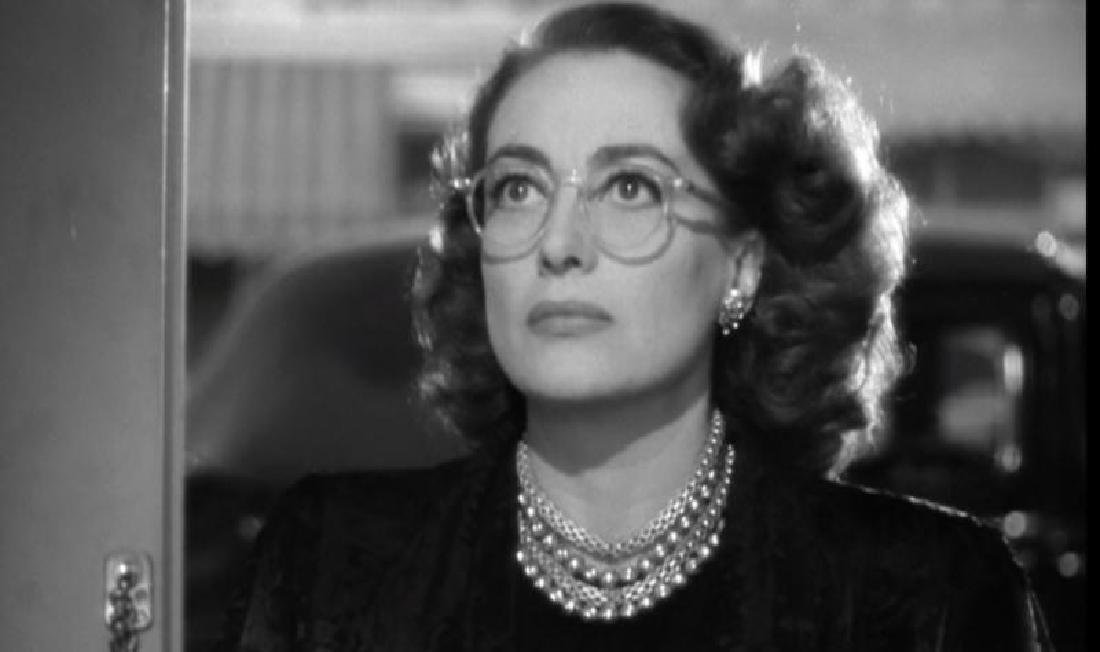 JOAN CRAWFORD WORN NECKLACE - 2